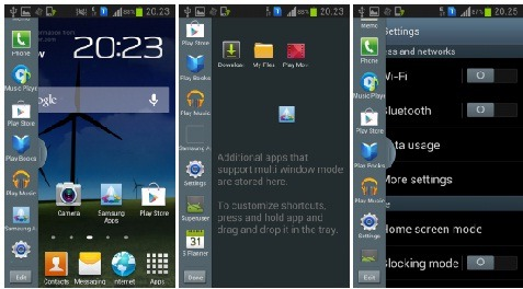 Galaxy Core Download Multi Window