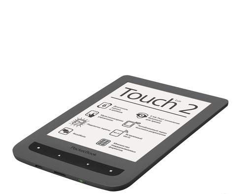 PocketBook Touch Lux 2 price color