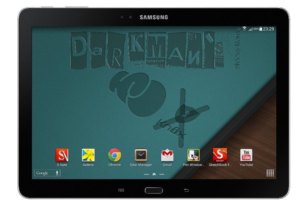 Bloatware Free Galaxy Note 10.1 2014 LTE ROM
