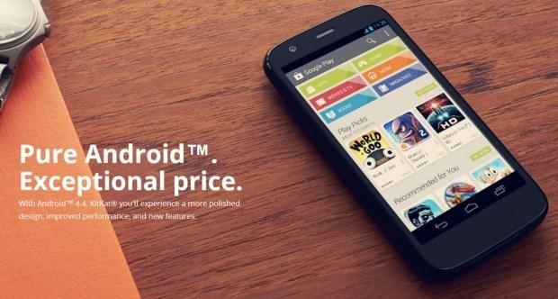 Download Stock Deodexed Rom for Motorola Moto E XT1022