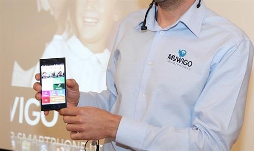 MyWiGo V8 specifications