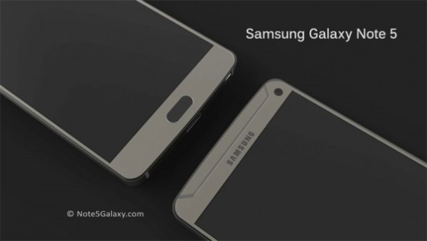 Samsung Galaxy Note 5 pictures