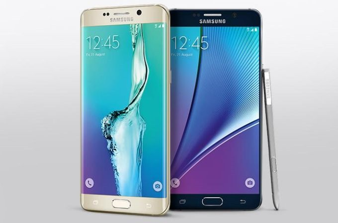 Galaxy Note 5, S6  Edge US Canada Release Dates