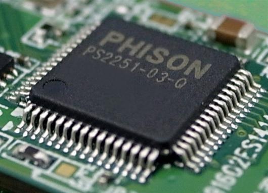 Phison PS5007-E7 PCIe NVMe controller