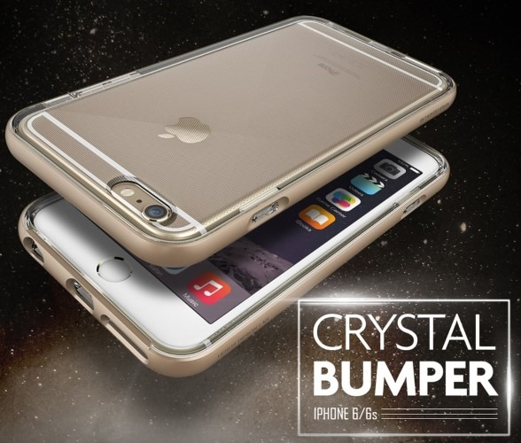VRS Design Crystal Bumper review for iPhone 6S