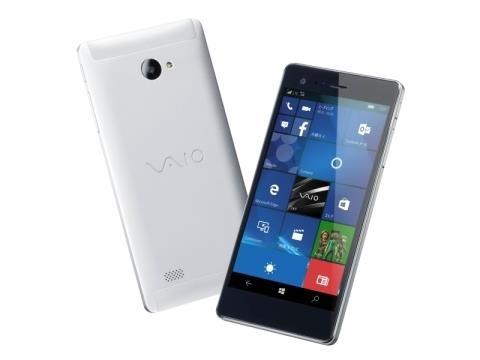 Vaio Phone Biz Review