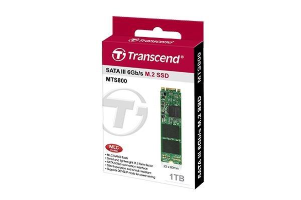 Transcend MTS800 M.2 SSD reviews