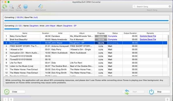 how to make mp3 drm free
