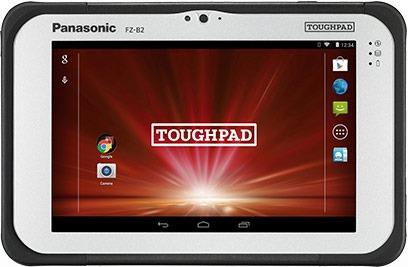 Panasonic Toughpad FZ-A2 review specs