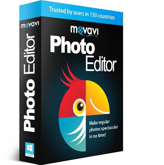 Movavi Photo Editor for Win