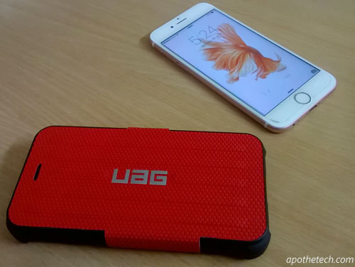 iPhone 6s UAG Folio Case Review (1)
