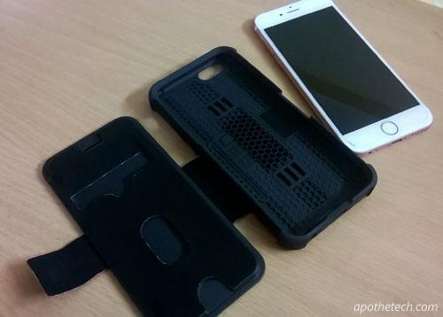 iPhone 6s UAG Folio Case Review (2)