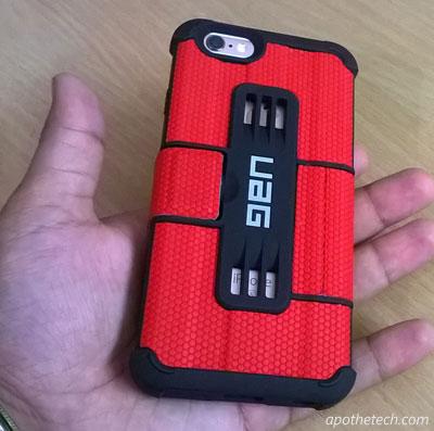 iPhone 6s UAG Folio Case Review (4)