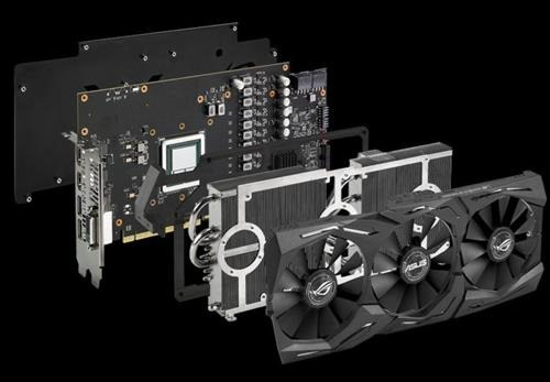Asus ROG Strix Radeon RX Vega 64  56 O8G review (1)