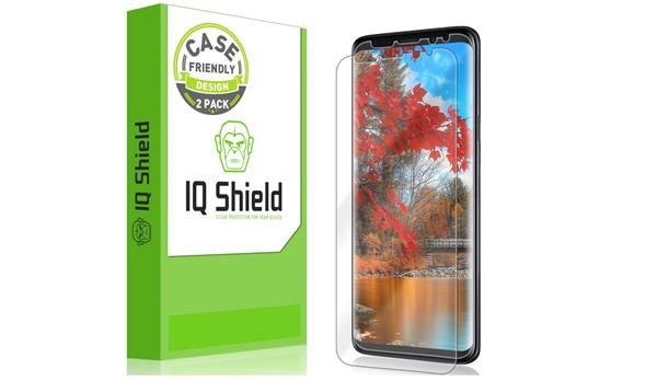 iq shield galaxy s9 screen protector