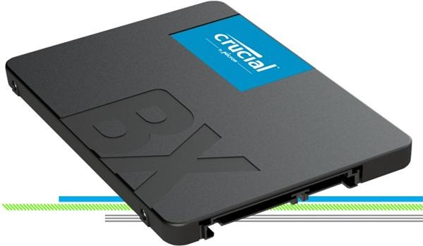 Crucial BX500 review