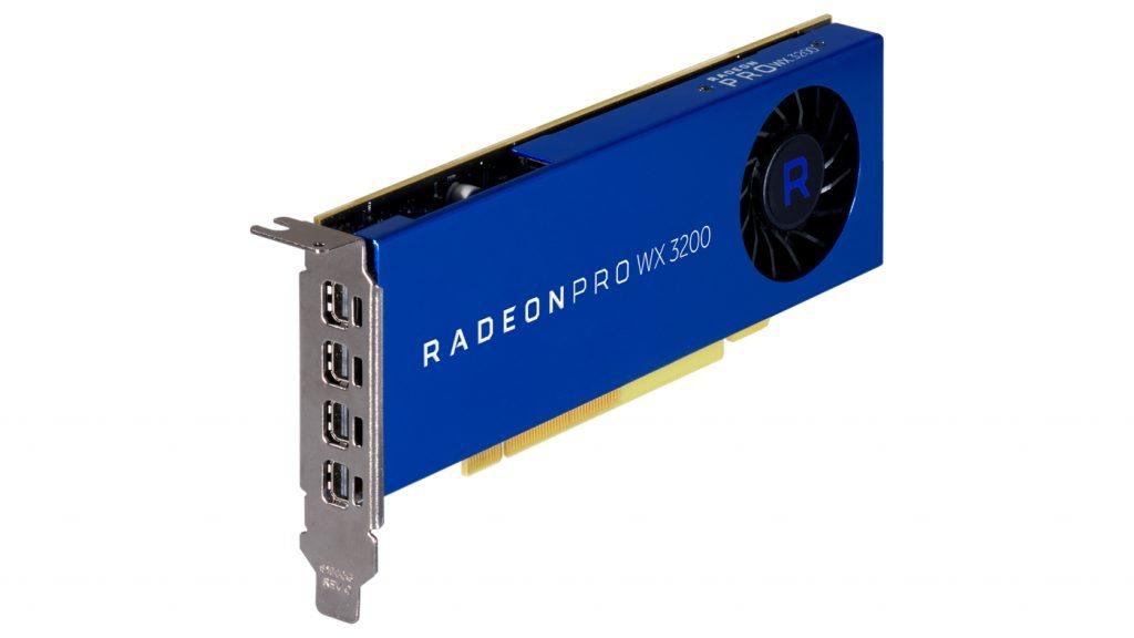 AMD Radeon Pro W5500 review