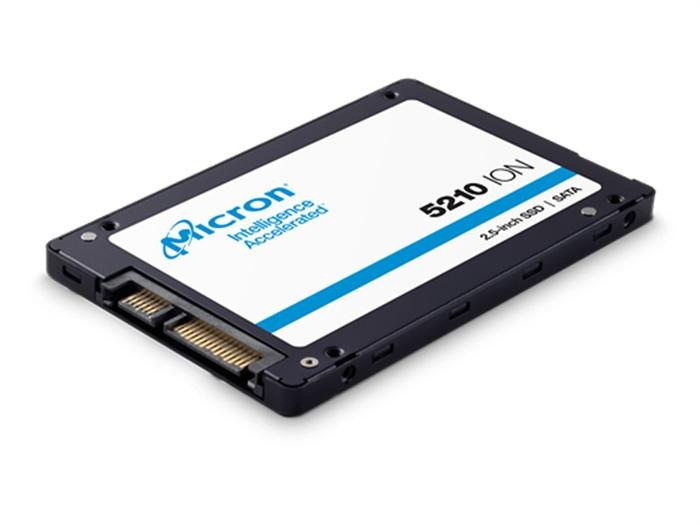 Micron 5210 QLC NAND SSD