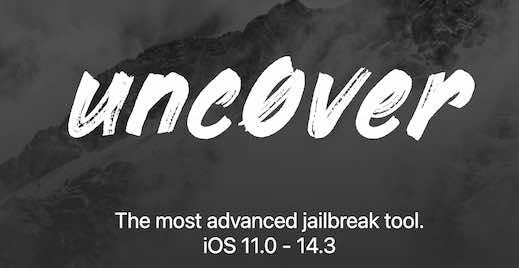 uncover jailbreak tool iphone