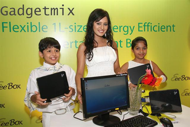 EEE Box launched in India by ASUS - launch event pictures!